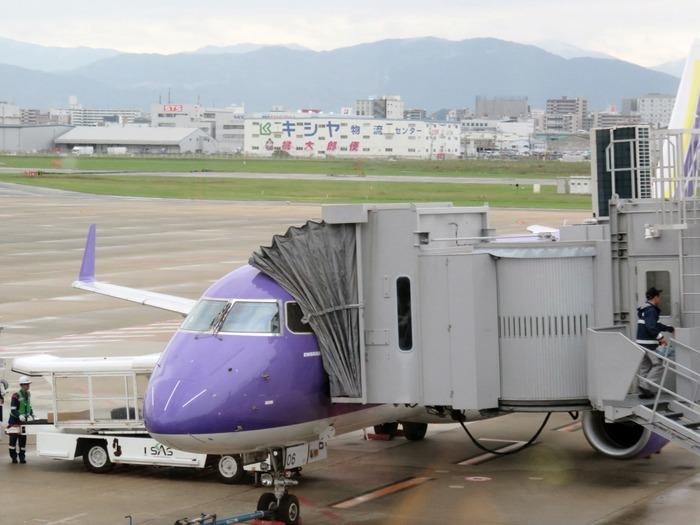 FDA301便(福岡空港)