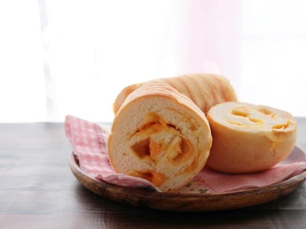 TC パン焼合わせウェーブで「レッドチェダーチーズパン」焼きました!