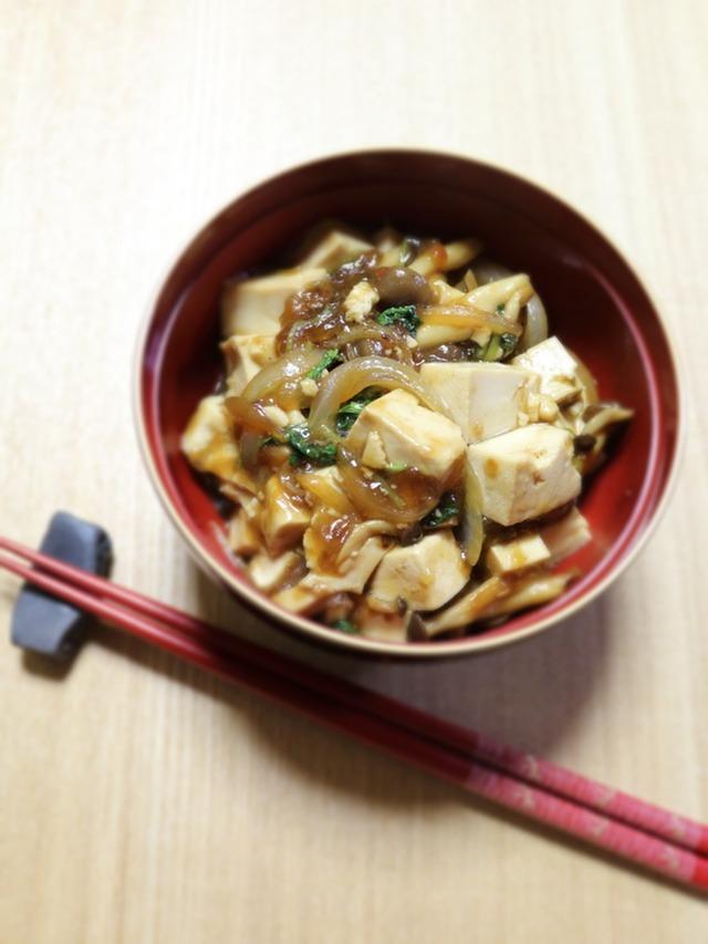 簡単マーボ豆腐