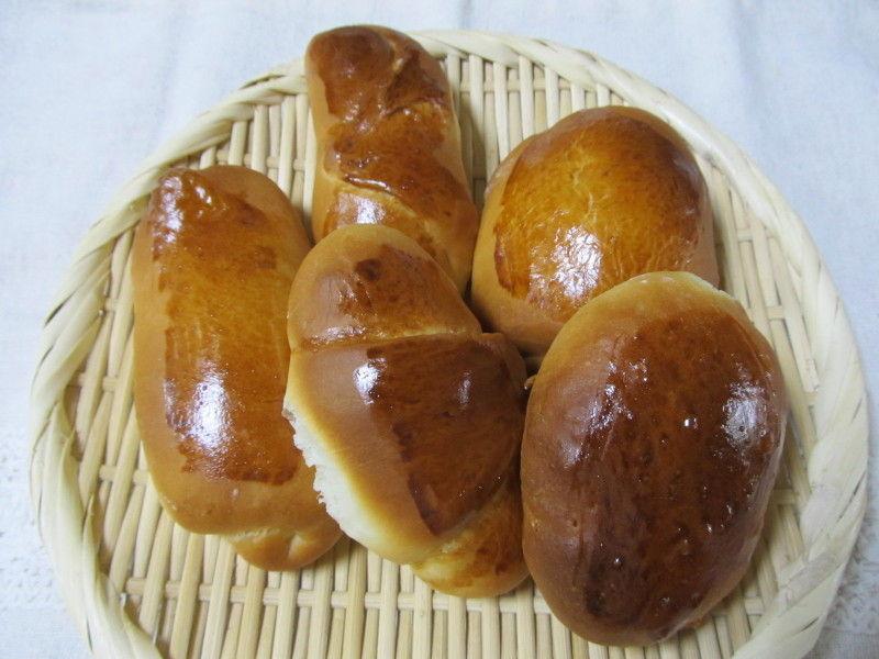 パン作り 成功~♪
