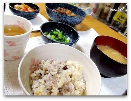 「肉大根」と「レンコンと人参の甘酢煮」