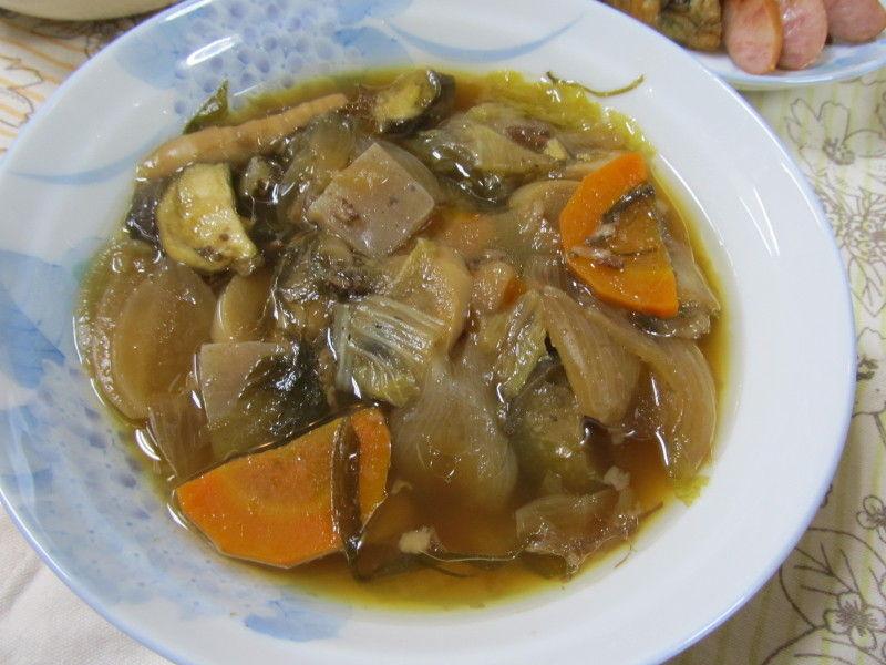 hinatunの!なちゅらる日記-野菜の煮物