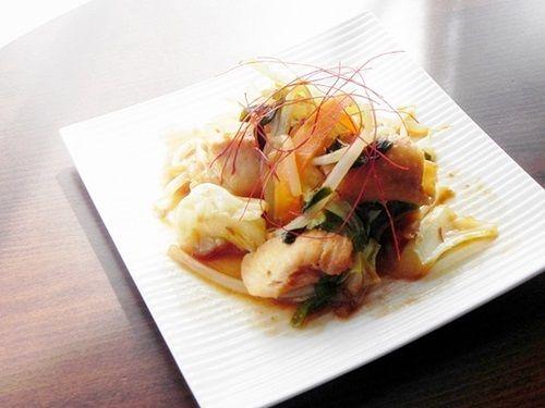 岐阜の郷土料理 鶏ちゃん焼き