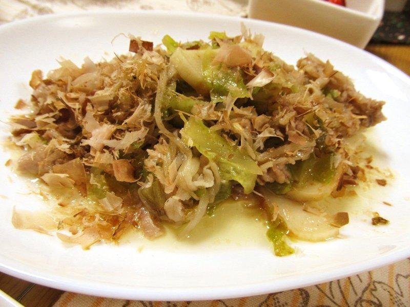 hinatunの!なちゅらる日記-野菜炒め