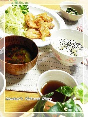 三ツ星食感で作る豚のやわらか生姜焼き