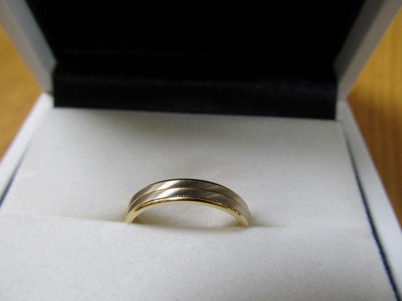 hinatunの!なちゅらる日記-結婚指輪