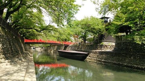 岐阜県大垣市 心惹かれる素敵な街♡