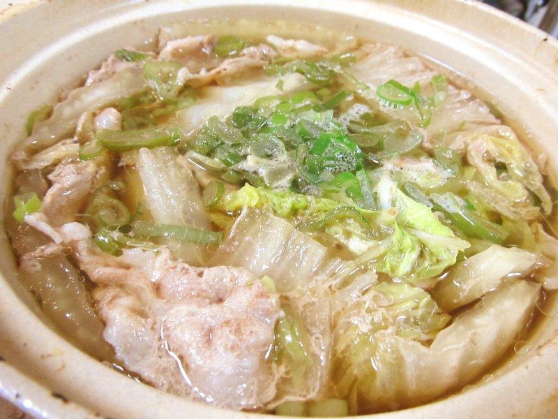 ひなちゅんの!なちゅらる日記-豚肉と白菜の重ね煮