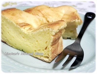 珈琲リキュールのスフレチーズケーキ2