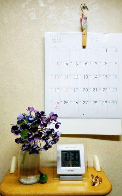 紫陽花インテリア