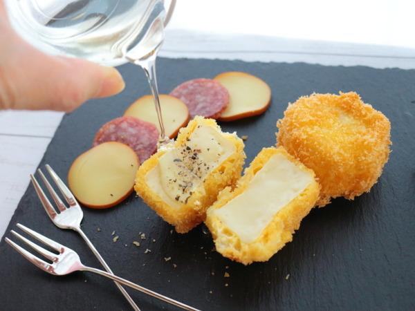 【おうちのみ大使】カマンベールチーズフライ&コストコ調達食材のレシピたち