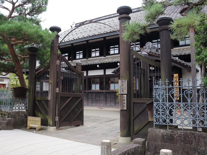 高山 市政記念館(旧高山町役場)☆高山旅行記