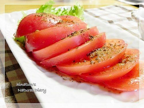 和風トマトスライス