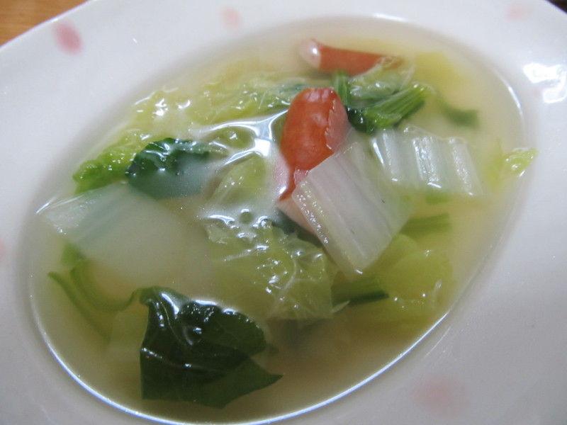 hinatunの!なちゅらる日記-コンソメスープ