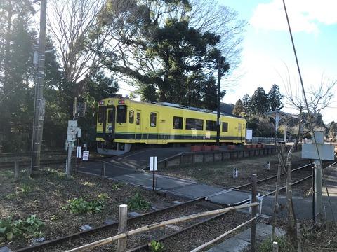 千葉ローカル線の一両車両mini