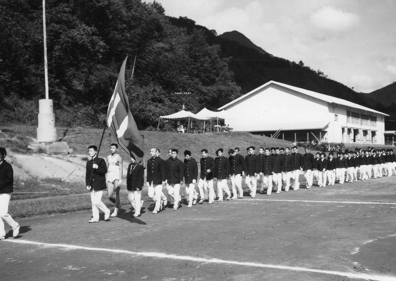 1964運動会入場行進