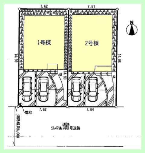 久野2999配置図