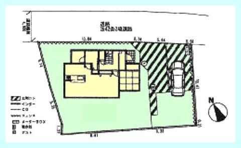 板橋区画図