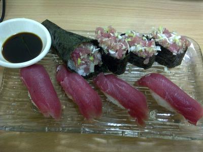 うら庭寿司