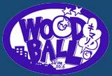 ウッドボールロゴ