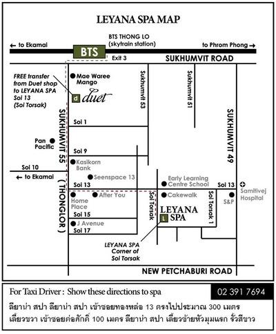 Leyana Spa_map