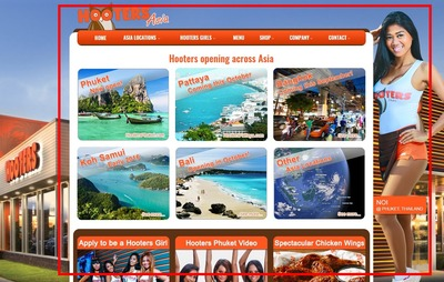 Hooters Asia