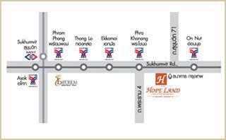 Hoprland map
