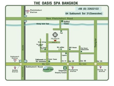 Oasis Spa31_map