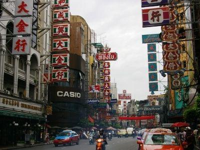 バンコク中華街1