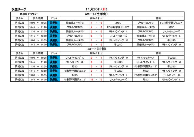 2016_サカママジュニアリーグ_後期(12月4日再調整)_ページ_1