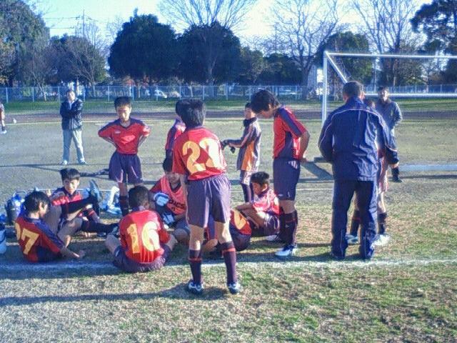 練習試合(  6年生)