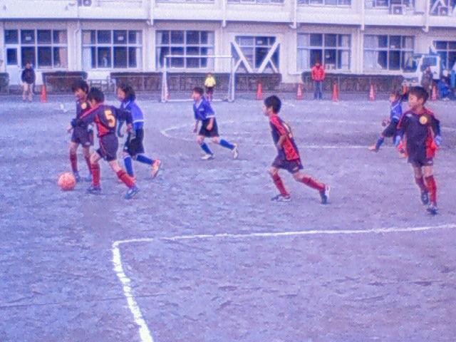 クリスマスミニサッカー大会