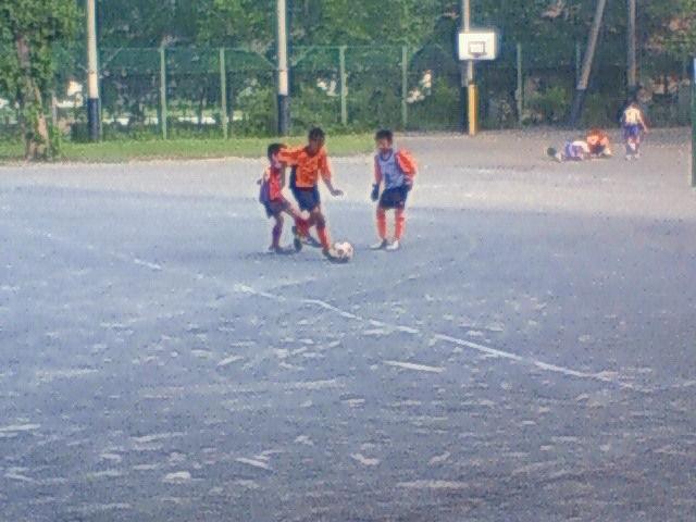 6月30日練習試合