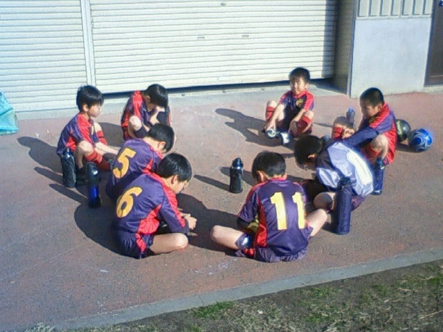 練習試合(  3年生)