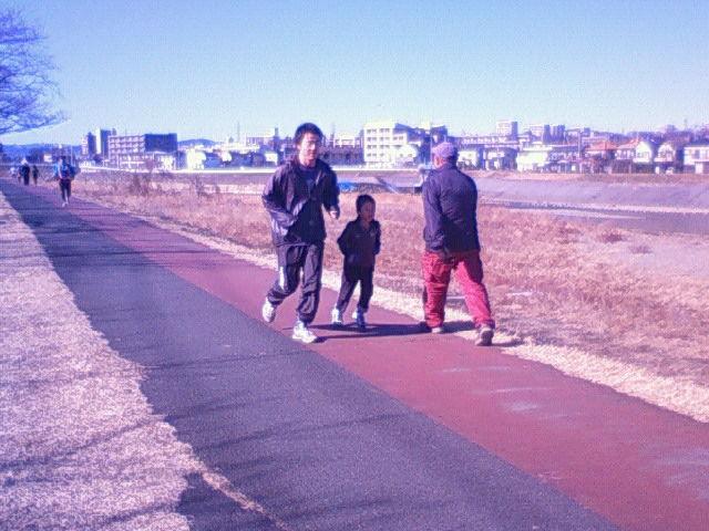 1月27日ジョギングクラブ