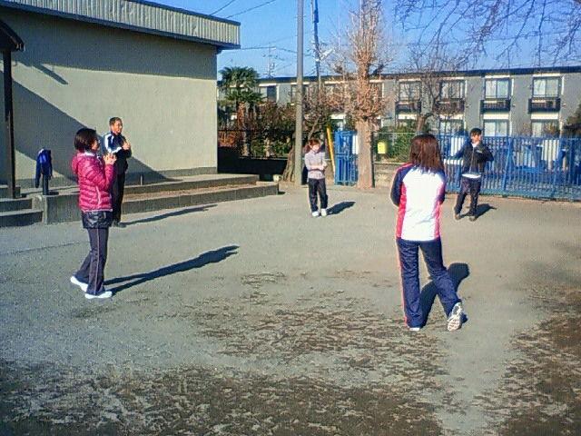 1月12日ジョギングクラブ