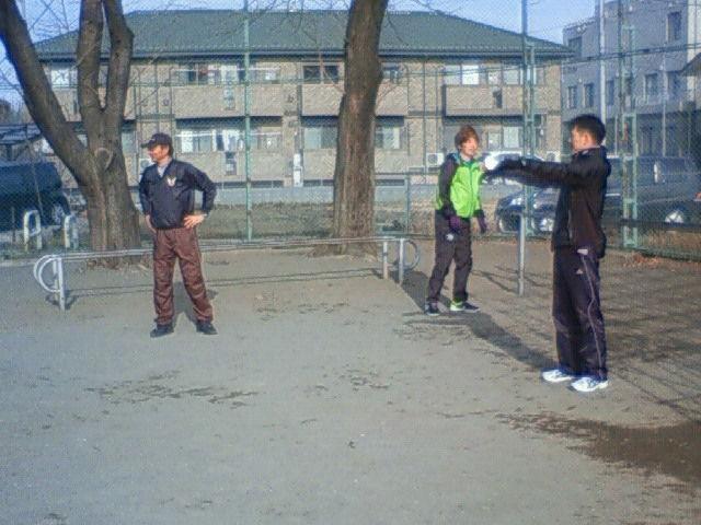 2月17日ジョギングクラブ