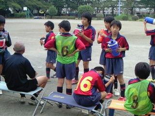 多摩CL第1  2節最終リーグ戦