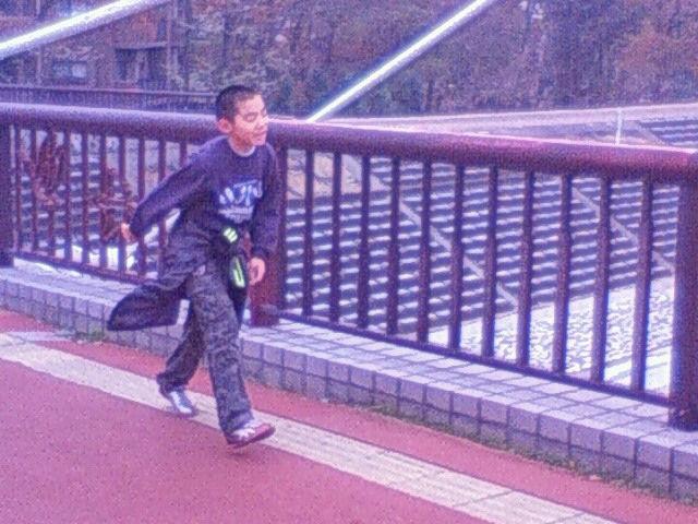 12月15日 ジョギングクラブ