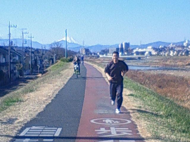 12月16日 ジョギングクラブ
