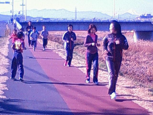 1月13日ジョギングクラブ