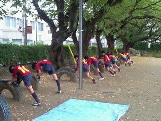 多摩CL第1<br />  2節最終リーグ戦