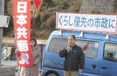 2新年街頭挨拶(近似②)
