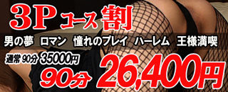 ■3Pコース割320130