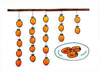 吊るし柿 1