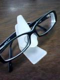 メガネかけ。