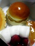 ケーキ達。