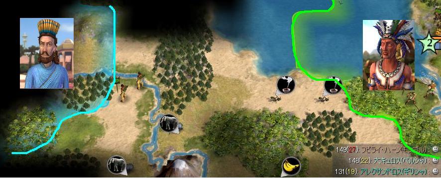 Civilization4プレイ日誌2nd-国...