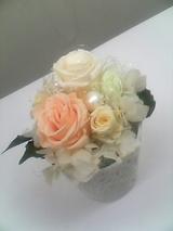 会計士パーティのお花
