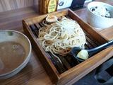 つけ麺&鶏チャーシュー丼